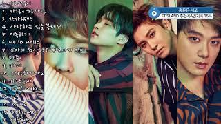 FT아일랜드(FTISLAND) 추천곡&인기곡 16곡 노래 모음♡♥ [반복x2]