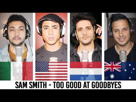 Too Good At Goodbyes - SAM SMITH (Cover by Continuum)