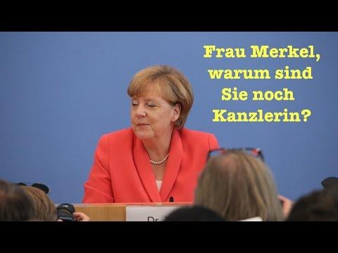 Frau Merkel warum sind Sie noch Kanzlerin