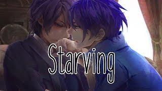 Nightcore - Starving [male]
