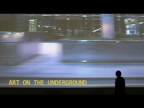 Art on the Underground, Canary Wharf