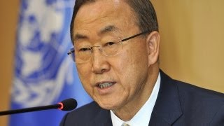 UN chief calls for immediate inspection of Syria chemical attack site