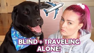 Download What It's Like To Travel Alone When You're Blind Mp3 and Videos
