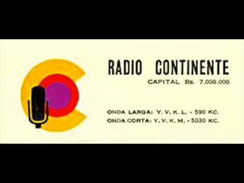 R  Continente, Venezuela - 1972 Recording