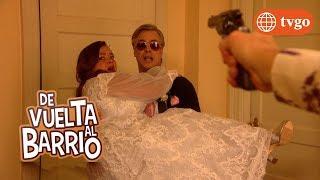 ¡Tremendo regalo de matrimonio de Luis Felipe y Cristina! - De Vuelta al Barrio 27/12/2018