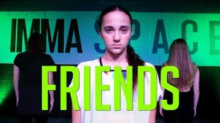 FRIENDS • BLAISE MOORE • Choreographed by @janelleginestra