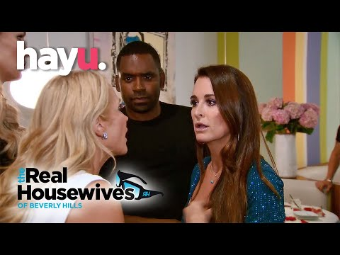 Brandi vs Kyle: The Gay Mixer Part Two | The Real Housewives of Beverly Hills | Season 5