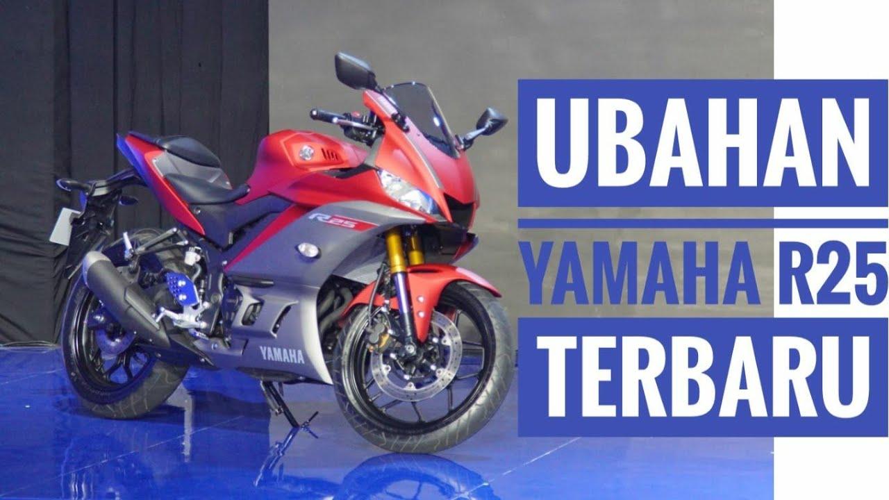 Detil Yamaha R25 Terbaru
