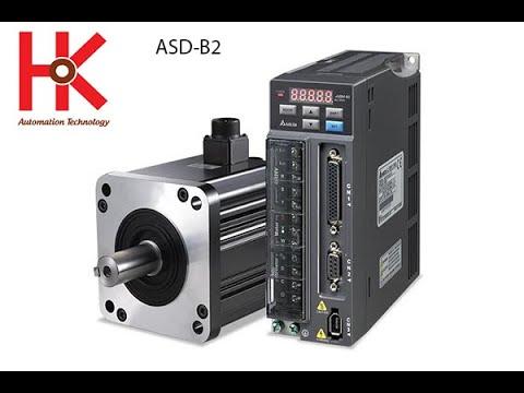 ASD-B2-0721-B – Driver Servo Delta 750W