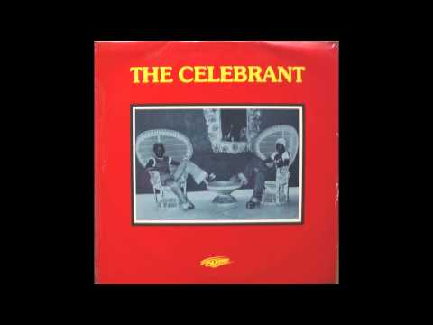 AFRO FUNK LP - THE CELEBRANT - Off Beats - 1978 Olumo