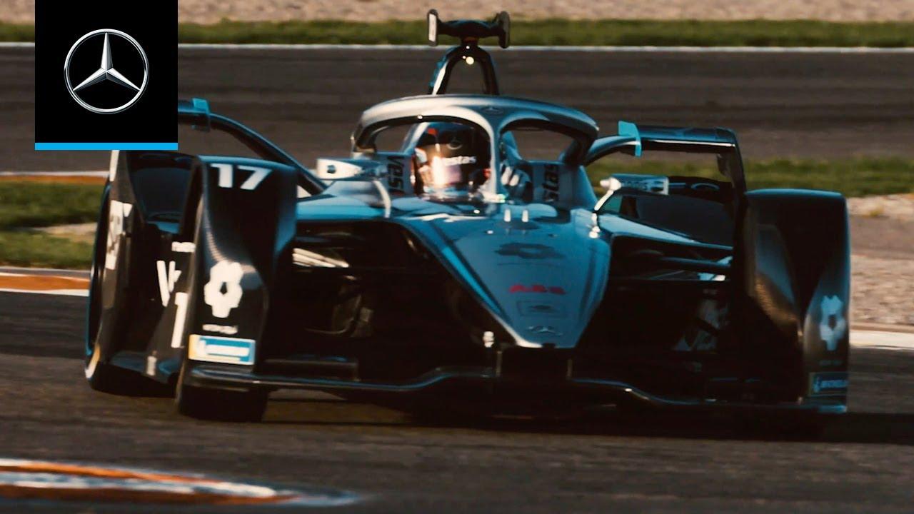 Şehri Harekete Geçiriyoruz   Mercedes-EQ Formula E Takımı
