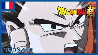 Dragon Ball Super en français   Dépasse toutes tes limites ! Goku contre Gohan.