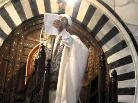 la mosquée ezzeitouna 11 rajeb 1433   1juin2012