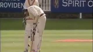 Rahul Dravid Playing Against Harbhajan Singh & Anil Kumble