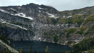 TRAVEL | My New Favorite Lake In Montana | Leigh Lake, Libby Montana