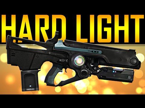 Destiny - Hard Light Review!