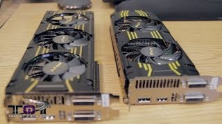 PNY GTX 780 vs 770 4GB XLR8 Unboxing & Comparison