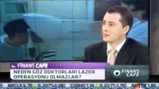 Lazer Göz Ameliyatı Fiyatları | CNBC-e | Doç. Dr. Barış Sönmez