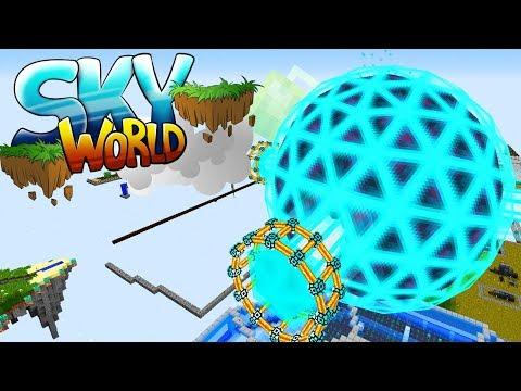 2.140.000.000.000 RF Speicher! Draconic Evolution Energy Core! - Minecraft SKY WORLD #22