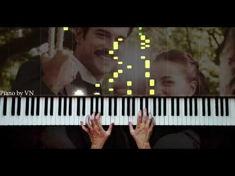 Çalıkuşu Lovebird Королёк птичка певчая - Piano