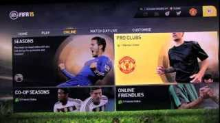 FIFA 15 ( Secret +5 Virtual Pro Boost)(In this Video I will show you how to get the +5 Player boost in Fifa 15 Pro Clubs. Very Simple Task., 2014-10-01T19:56:18.000Z)