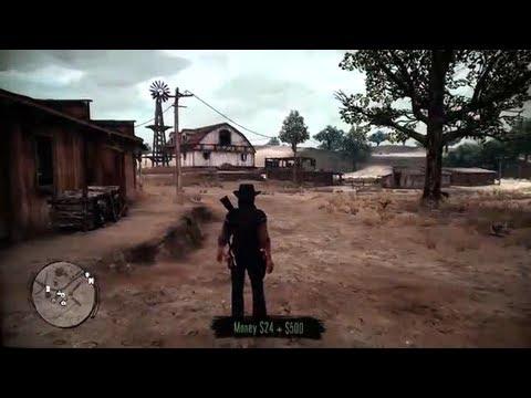 Get 500 Money Cheat Red Dead Redemption Youtube