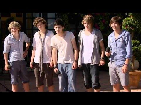 One Direction's X Factor Judges' Houses Performance (Full Version)