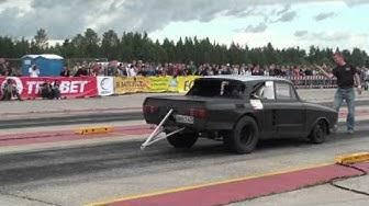 Speedest 2010 Legends / Ville Oksanen / Moskvitch 2140 / PS-Class
