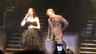 Within Temptation - Whole World Is Watching feat. Piotr Rogucki /live/ @ Torwar, Warszawa, 9.03.2014