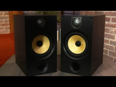 Bowers and Wilkins 685 S2 great sound, great value