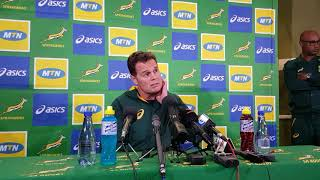 Could Schalk Brits play after surprise call-up - Rassie answers