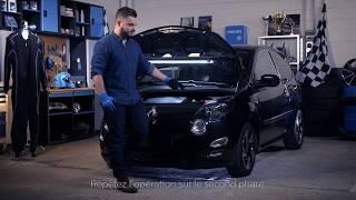 PHILIPS TUTO - Comment remplacer les lampes de votre Renault Twingo III