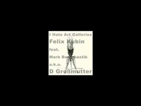 Felix Kubin feat. Mark Boombastik - Stelle am Mund