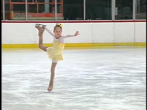Ice Skating, Elizabeth Yermakova, Anaheim Ice Center,