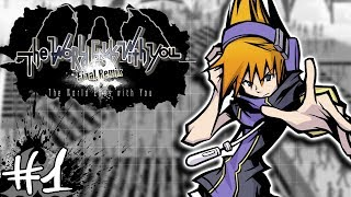 The World Ends With You: Final Remix Part 1 - TFS Plays