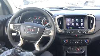 2018 Terrain Denali - Auto Parking Feature
