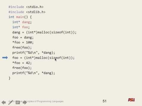 "CSE 340 S16: 3-18-16 ""Semantics Pt. 10 and Types Pt. 1"""
