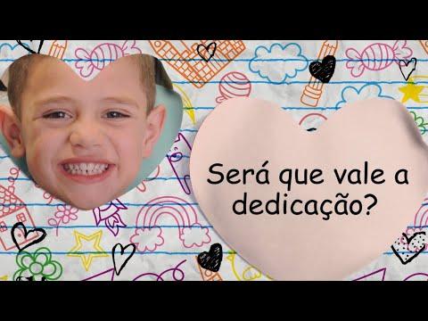 Tratamento dentário de uma criança com cáries - Relato Lourenzo