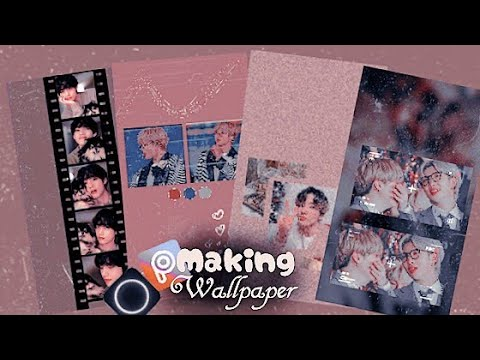 Bts Collage Wallpaper