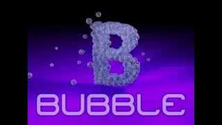 b for bubble