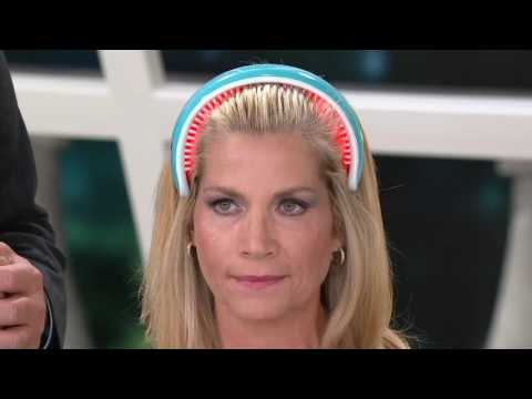 HairMax LaserBand 41 Hair Growth Laser Device on QVC