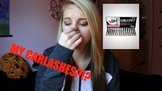 I got in a fight about my car-lashes? STORYTIME