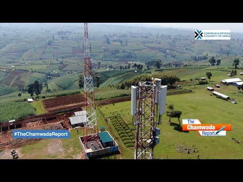 Connecting Kenyans: Impact Of Improved Network Coverage  In Bungoma And Kitui Counties