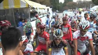 2011ジャパンカップ サイクルロードレース前半【シクロチャンネル】