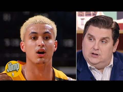 Should the Lakers trade Kyle Kuzma in a win-now move?  The Jump