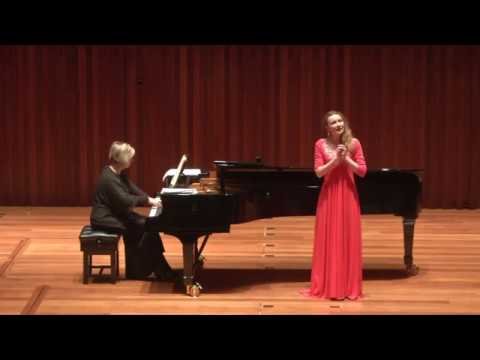 Anna Starushkevych - Lada Valesova. Mussorgsky. Songs from the Nursery