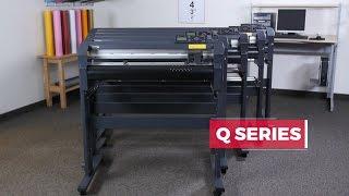 Vinyl Express Q Series Vinyl Cutter
