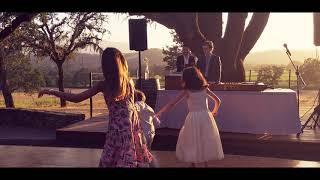 Natalie + Simon Wedding Trailer
