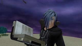 Kingdom Hearts II Final Mix (PS4) - Data Zexion No Damage (Level 1 CM w/Deadly Restrictions)