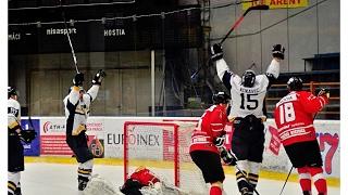 Tučniaci zvládli aj druhý zápas štvrťfinále, stav série 2:0